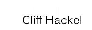 Cliff Hackel